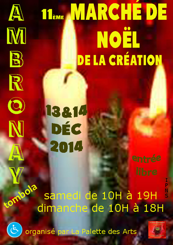 11ème MARCHE de NOEL de la CREATION