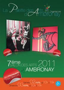 La palette des arts d 39 ambronay - Salon des arts nancy ...